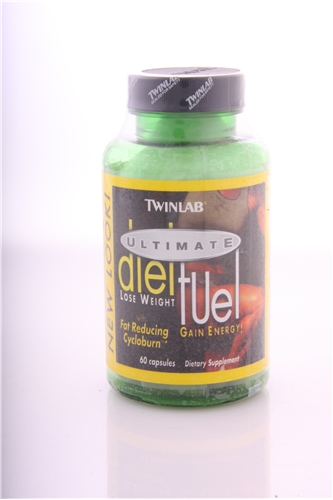 Original TwinLab Ultimate Diet Fuel with Ephedra 60ct