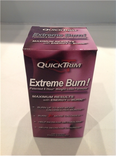 Extreme Burn 120 count