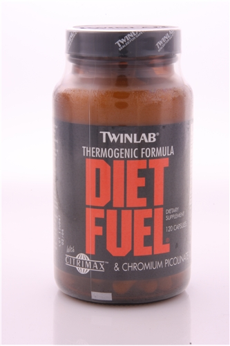 Original Twinlab Diet Fuel 120ct with Ephedra